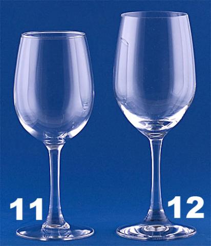 Weinverkostung Glas